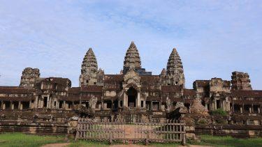 カンボジア_シェムリアップ観光|75歳祖母と行く3世代旅